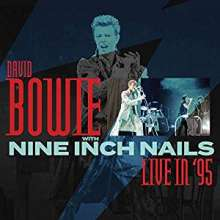 Nine Inch Nails & David Bowie: Live In '95, 3 CDs