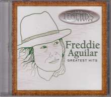 Freddie Aguilar: Greatest Hits: Legend Series, CD