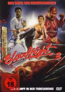 Bloodfight 3 - Der Kampf in der Todesarena, DVD