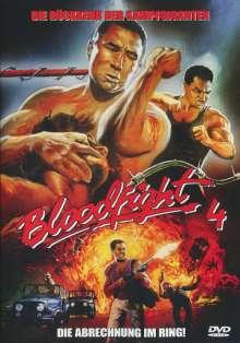 Bloodfight 4, DVD