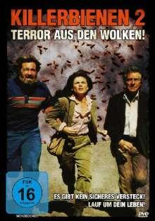 Killerbienen 2 - Terror aus den Wolken, DVD