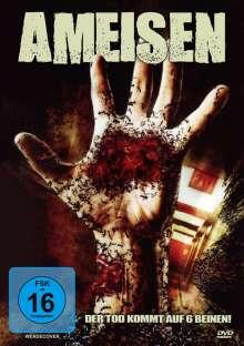 Ameisen - Der Tod kommt auf 6 Beinen, DVD