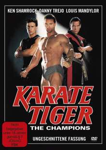 Karate Tiger - The Champions, DVD