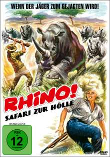 Rhino! - Safari zur Hölle, DVD