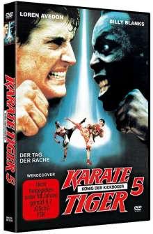 Karate Tiger 5 - König der Kickboxer, DVD