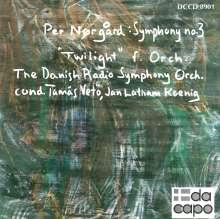 Per Nörgard (geb. 1932): Symphonie Nr.3, CD