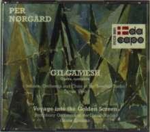 Per Nörgard (geb. 1932): Gilgamesh (Oper), 2 CDs