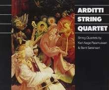 K. A. Rasmussen / Sorensen: Arditti Streichquartett, CD