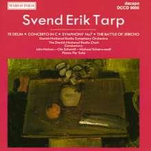 Svend Erik Tarp (1908-1994): Symphonie Nr.7, CD