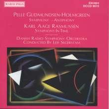 Karl Aage Rasmussen (geb. 1947): Symphony in Time, CD
