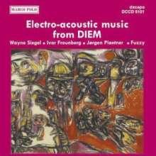 Elektroakustische Musik aus Dänemark, CD