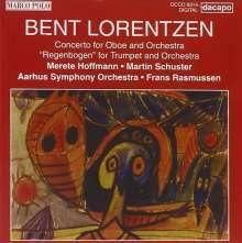 Bent Lorentzen (geb. 1935): Oboenkonzert, CD