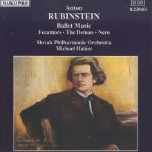 Anton Rubinstein (1829-1894): Ballettmusiken, CD