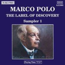 "Marco Polo-Sampler ""Label of Discovery"", CD"