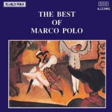 The Best Of Marco Polo, CD