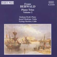 Franz Berwald (1796-1868): Klaviertrios Vol.2, CD