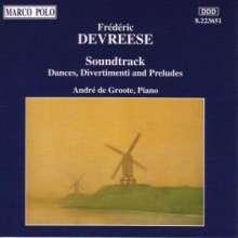 Frederic Devreese (geb. 1929): Klavierwerke, CD