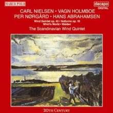 Scandinavian Wind Quintet, CD