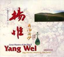Yang Wei: Big Waves Washing The Sand, CD