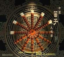Ten Chinese Dizi Classics / Various: Ten Chinese Dizi Classics / Various, CD