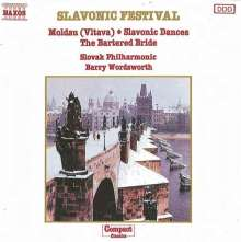 Slavonic Festival (Moldau/Slawische Tänze), CD