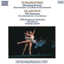 Alexander Glasunow (1865-1936): Die Jahreszeiten op.67, CD