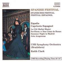 Spanisches Festival, CD