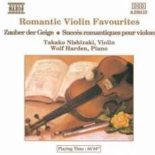 Takako Nishizaki - Zauber der Violine, CD