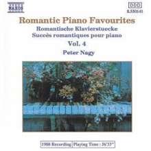 Romant.Klavier 4, CD