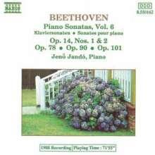 Ludwig van Beethoven (1770-1827): Klaviersonaten Nr.9,10,24,27,28, CD