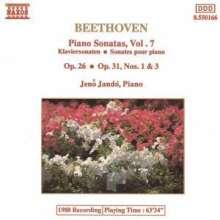 Ludwig van Beethoven (1770-1827): Klaviersonaten Nr.12,16,18, CD