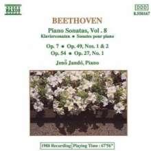 Ludwig van Beethoven (1770-1827): Klaviersonaten Nr.4,13,19,20,22, CD