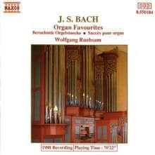 Johann Sebastian Bach (1685-1750): Präludien & Fugen BWV 532,548,552, CD