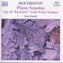 "Ludwig van Beethoven (1770-1827): Klaviersonaten WoO 47 Nr.1-3 ""Kurfürstensonaten"", CD"