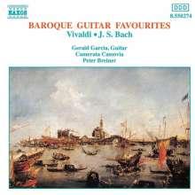 Antonio Vivaldi (1678-1741): Gitarrenkonzerte RV 93,277,425,540, CD