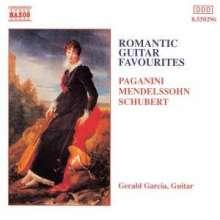 Gerald Garcia - Romantic Guitar Favourites, CD