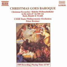 Christmas goes Baroque Vol.1, CD