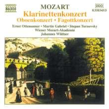 Wolfgang Amadeus Mozart (1756-1791): Fagottkonzert KV 191, CD