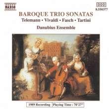 Triosonaten des Barock, CD