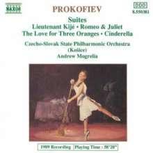 Serge Prokofieff (1891-1953): Leutnant Kije-Suite op.60, CD