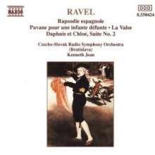 Maurice Ravel (1875-1937): Rapsodie espagnole, CD