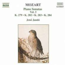 Wolfgang Amadeus Mozart (1756-1791): Klaviersonaten Nr.1,4-6, CD
