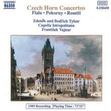 Konzerte für 2 Hörner, CD