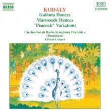 Zoltan Kodaly (1882-1967): Tänze aus Galanta, CD