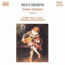 Luigi Boccherini (1743-1805): Gitarrenquintette Nr.4-6, CD