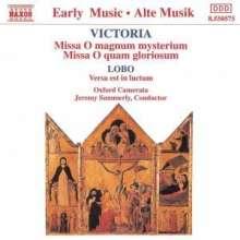 """Tomas Louis de Victoria (1548-1611): Missa """"O quam gloriosum"""", CD"""