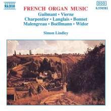 Französische Orgelmusik, CD