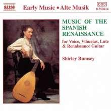 Spanische Musik der Renaissance, CD