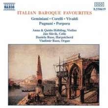 Italienische Kammermusik des Barock, CD
