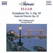 Edward Elgar (1857-1934): Symphonie Nr.1, CD